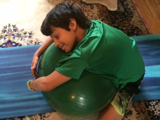 Yoga for Children with Disabilities