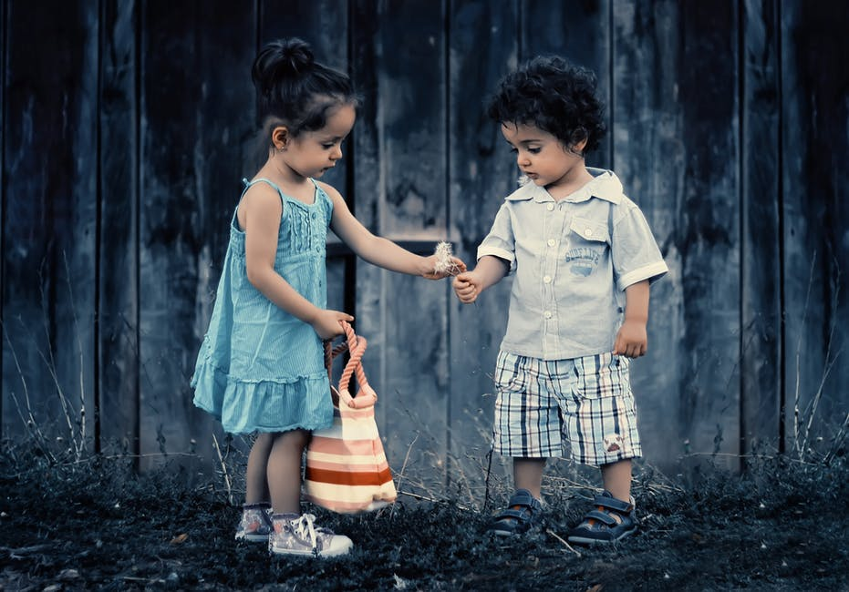 3C's – Children Create Community