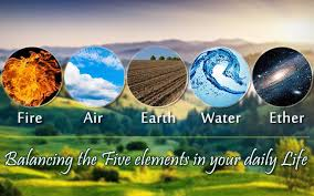 Experiencing Nature's Five Elements