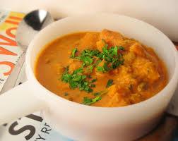 Creamy Peanut and Sweet Potato Stew