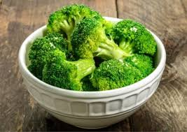 St. Patrick's Day Steamed Broccoli