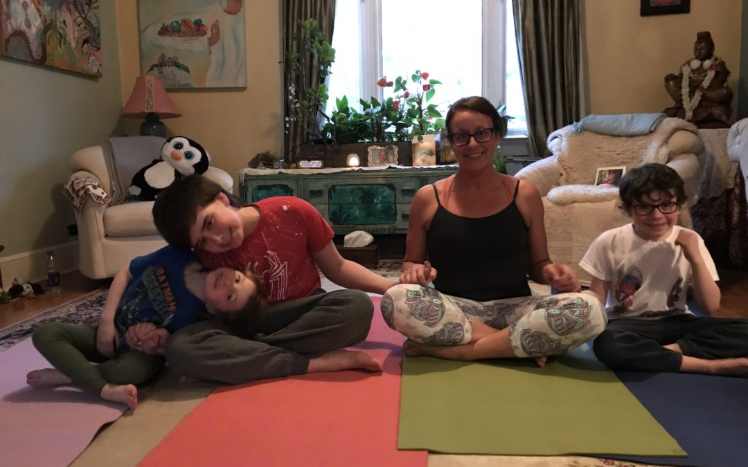 Spring Family Yoga Classes