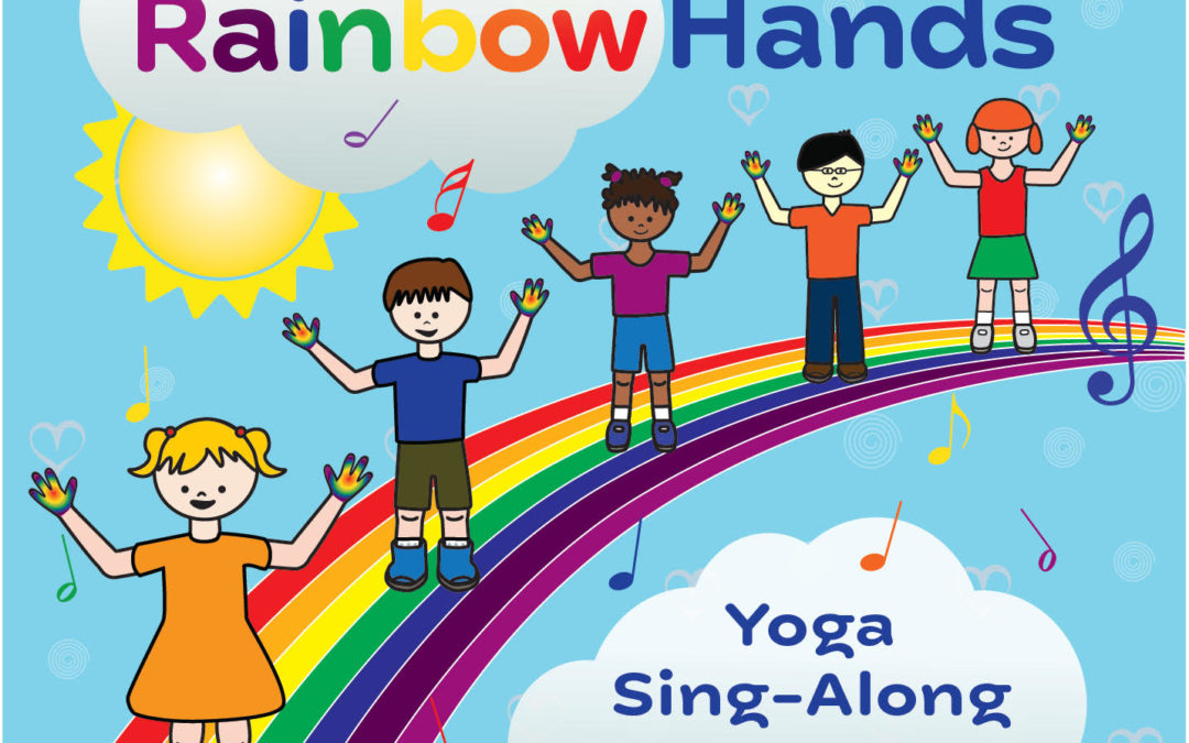 'SHINING RAINBOW HANDS' MUSIC EVENT